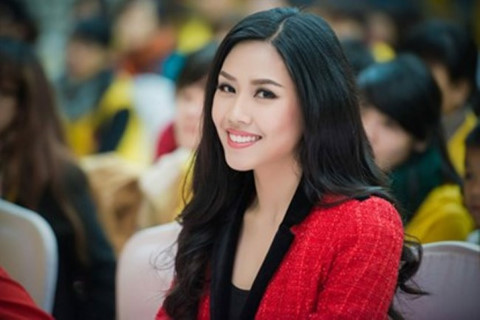 Nguyễn Thị Loan được đề cử thi Hoa hậu Hoàn vũ thế giới 2017