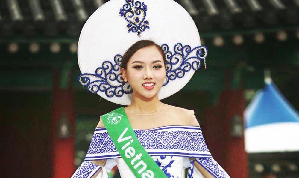 Hoàng Thu Thảo tỏa sáng trên sân khấu Miss Global Beauty Queen 2017
