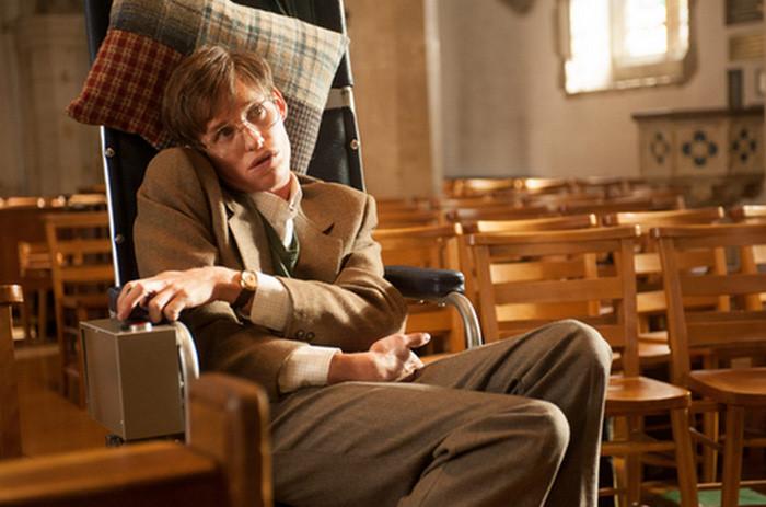 Những nhân vật khuyết tật truyền cảm hứng trên màn ảnh
