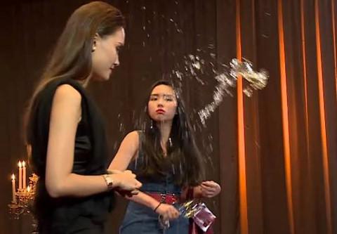 Thử thách đánh ghen ở Hoa hậu Hoàn vũ Việt Nam: Quá phản cảm