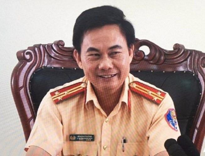 Đường thăng tiến của ông Võ Đình Thường, Phó phòng CSGT Đồng Nai