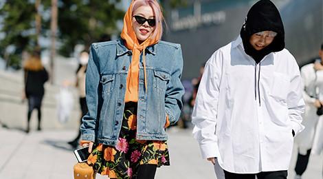 Những xu hướng street style nổi bật nhất tại tuần lễ thời trang Seoul