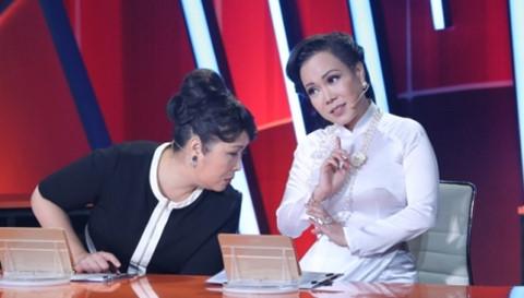 Việt Hương bật khóc khi thí sinh ngàn cân đóng vai người thiểu năng
