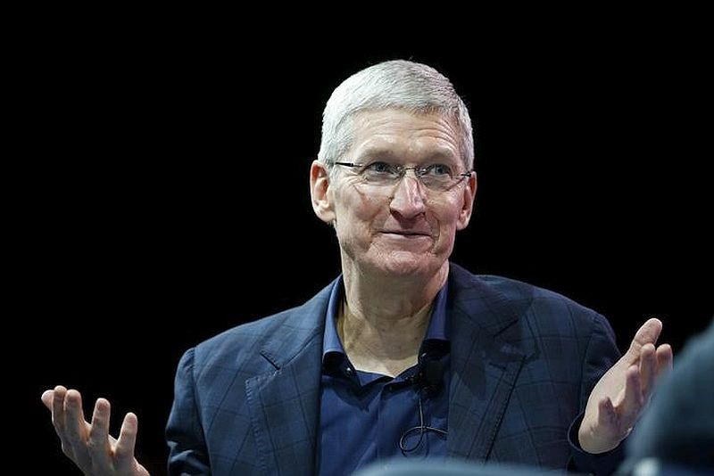 Tim Cook đang tìm người kế thừa vị trí CEO Apple