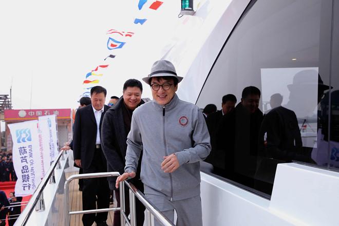 Lý do Thành Long quyết sắm du thuyền hạng sang