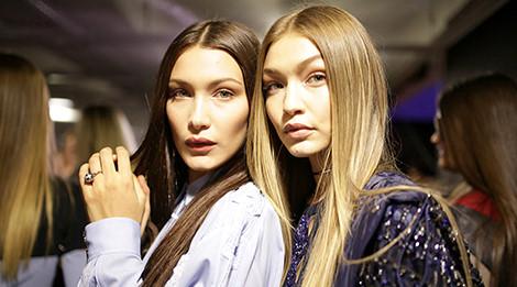 """Chị em nhà Hadid tranh giành ngôi vị """"Người mẫu của năm"""""""