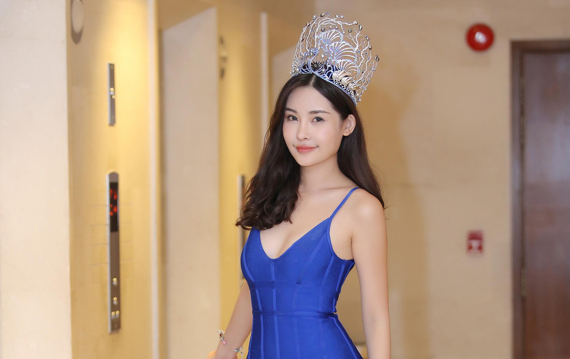BTC Hoa hậu Đại dương khẳng định Ngân Anh có vẻ đẹp tự nhiên