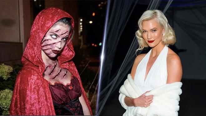 Dàn sao thế giới hóa thân thành nhân vật nào trong đêm Halloween?