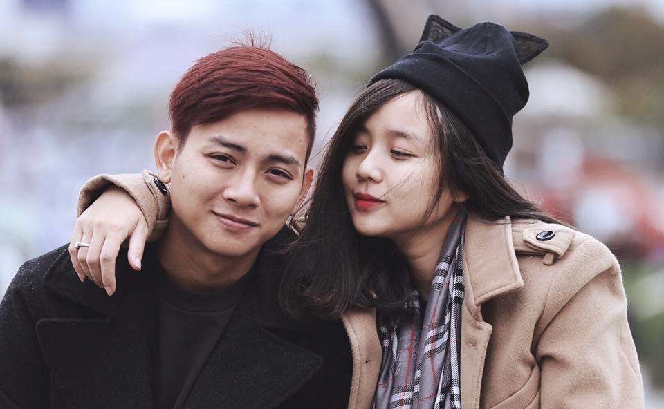 """Bạn gái Hoài Lâm: """"Em và anh như thiêu thân, chỉ biết va vào nhau"""""""