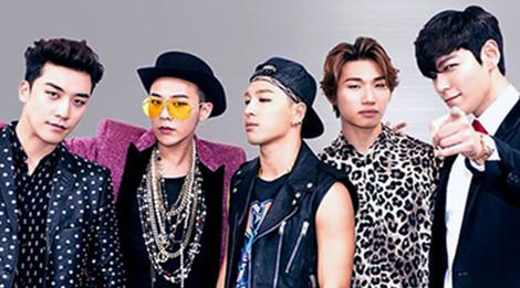 Big Bang tổ chức buổi diễn trước khi nhập ngũ với 4 thành viên
