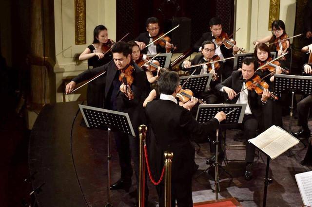 Bùi Công Duy chinh phục 4 bản concerto kinh điển của thế giới