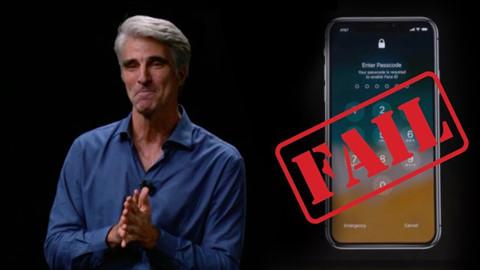 """FaceID trên iPhone X """"bó tay"""" trước các cặp song sinh"""