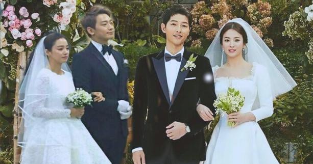Cưới Song - Song tốn kém gấp 270 lần cưới Bi Rain - Kim Tae Hee