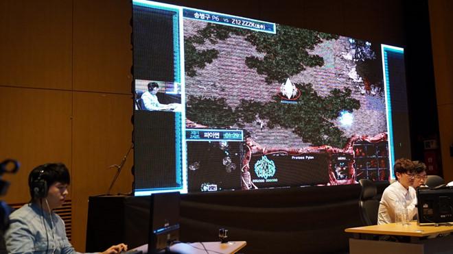 Con người vừa đánh bại trí tuệ nhân tạo ở game StarCraft