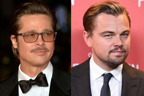 Leonardo DiCaprio và Brad Pitt có thể đóng chung trong phim mới