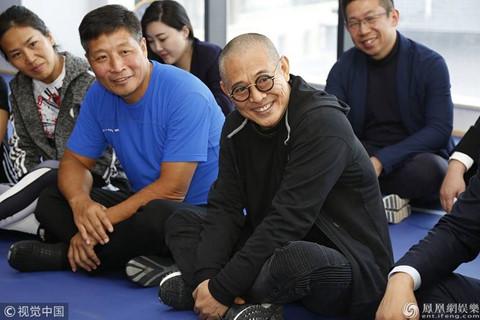 Lý Liên Kiệt xuất hiện trước ngày ra mắt phim bom tấn với Jack Ma