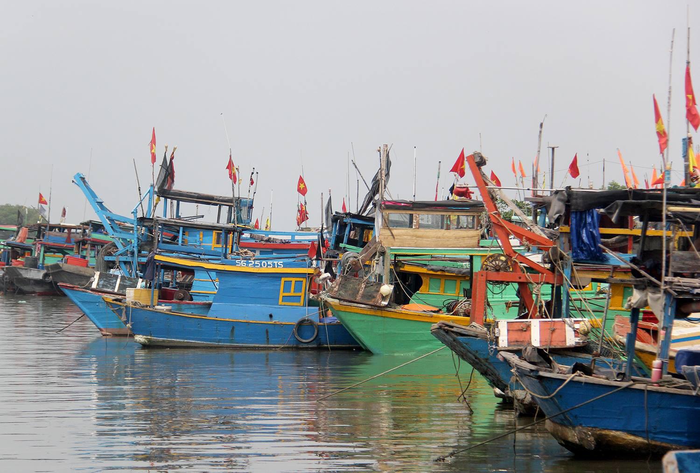 Nín thở trước bão số 12 - Damrey: Lên kế hoạch sơ tán 380.000 người