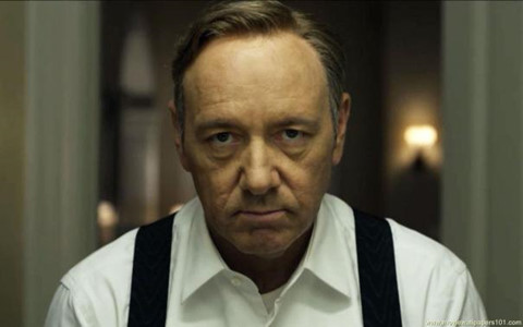 "Netflix loại bỏ Kevin Spacey khỏi ""House of Cards"""
