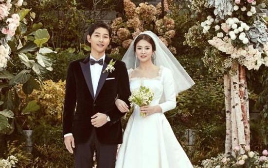 Song Hye Kyo cảm ơn người hâm mộ sau lễ cưới