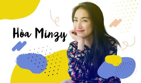 """Hòa Minzy: """"Bạn trai mới trí thức, nhân ái và chấp nhận hình xăm cũ"""""""