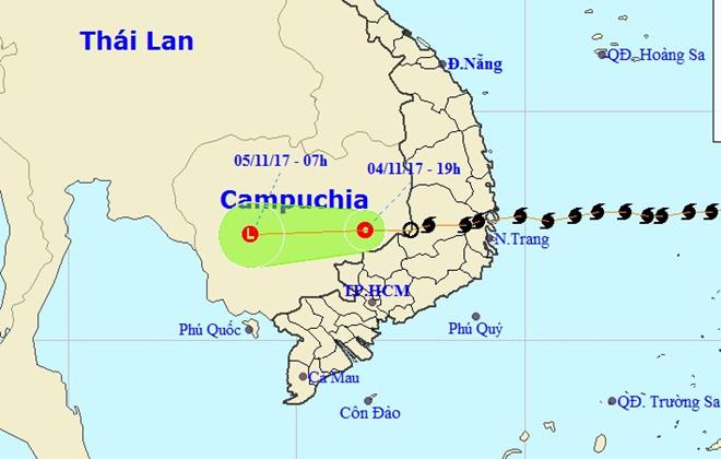 Mưa lớn sau bão, nguy cơ lũ quét ở miền Trung, Tây Nguyên
