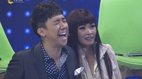 Trấn Thành cười té ghế khi nghe giọng ca thảm họa hát với Lam Trường