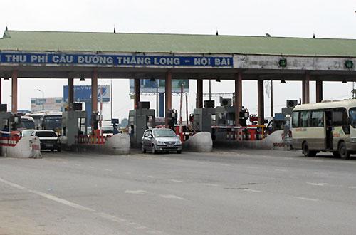 Bác đề xuất tăng phí qua trạm BOT Bắc Thăng Long - Nội Bài