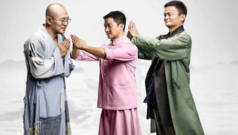 Bom tấn của Jack Ma, Lý Liên Kiệt: Chỉ 20 phút, 0 đồng doanh thu