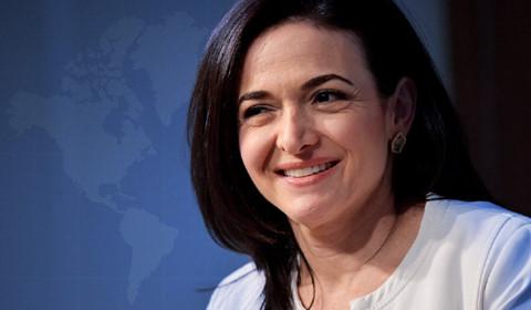 Sheryl Sandberg - nữ chủ nhân thực sự của đế chế Facebook