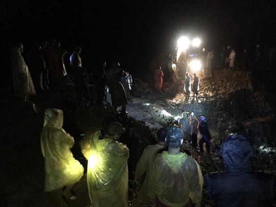 Thêm 5 người bị sạt lở đất vùi chết ở Quảng Nam
