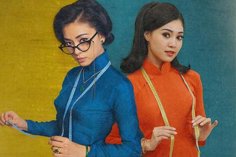 """""""Cô Ba Sài Gòn"""": Khi chiếc áo dài chỉ là câu chuyện của một tiệm may"""