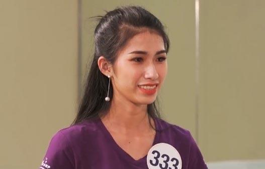 """Thí sinh Hoa hậu Hoàn vũ không biết """"Trung Quốc"""" tiếng Anh là gì"""