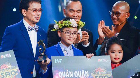 Cậu bé 11 tuổi khiến Đức Huy kinh ngạc đăng quang Ai sẽ thành sao nhí