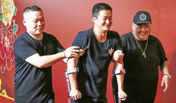 Ngô Kinh thừa nhận chấn thương khó khỏi vì nát khớp gối