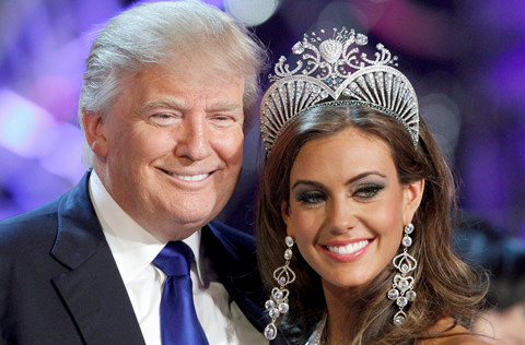 Donald Trump: Ông trùm hoa hậu hào nhoáng nhất showbiz Mỹ