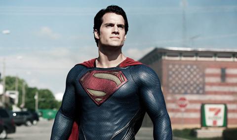"""""""Man of Steel 2"""" lâm vào bế tắc vì không có kịch bản"""
