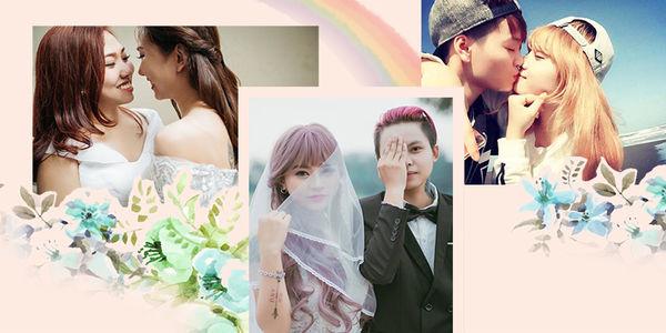 3 cặp đồng tính nữ chứng minh tình yêu đẹp diệu kỳ là có thật trên đời