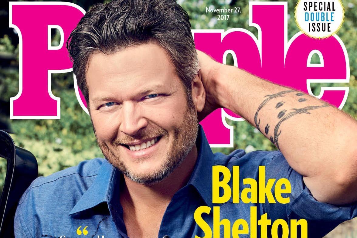Blake Shelton có xứng là quý ông quyến rũ nhất 2017?