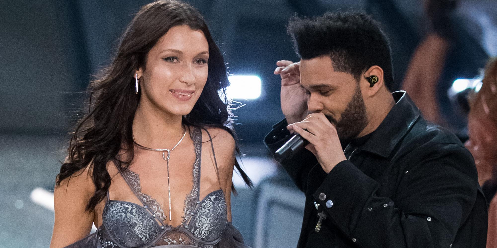 The Weeknd bị bắt gặp rời khỏi nhà bạn gái cũ Bella Hadid