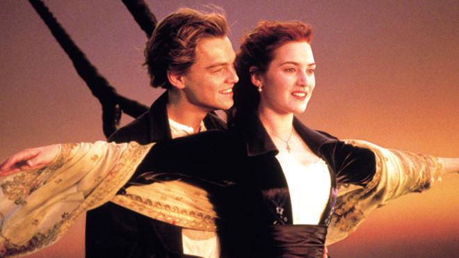 """""""Titanic"""" được tái phát hành đặc biệt nhân dịp tròn 20 tuổi"""