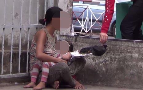 Bé gái 3 tuổi nghi bị mẹ và người tình tiêm chất gây nghiện