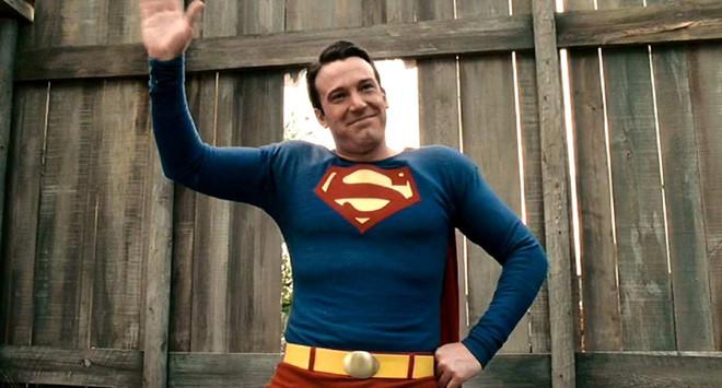 Ben Affleck từng đóng vai diễn viên Superman cách đây hơn 10 năm