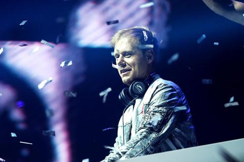 Huyền thoại nhạc trance Armin đến Việt Nam đầu tiên trong tour châu Á