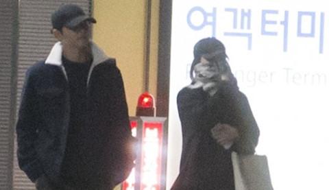 Song Hye Kyo, Song Joong Ki lặng lẽ về nước sau trăng mật