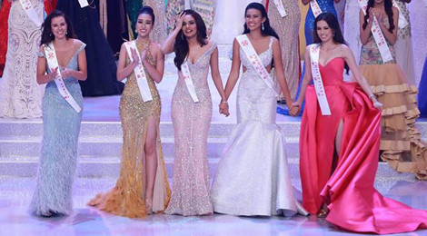 Đỗ Mỹ Linh thắng giải Hoa hậu nhân ái ở Miss World 2017
