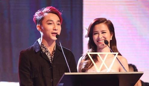 Đông Nhi, Sơn Tùng thắng giải BAMA Music Awards 2017