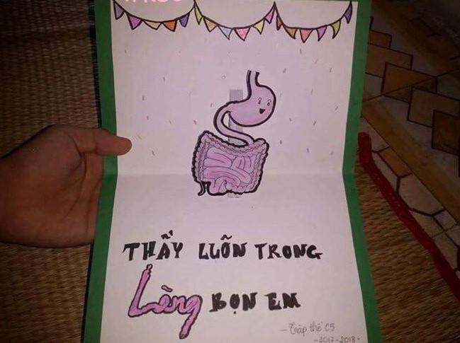 Ngày Nhà giáo Việt Nam và những lời chúc hài hước của học trò