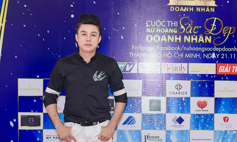 NTK Tommy Nguyễn trẻ trung và nổi bật trong sự kiện