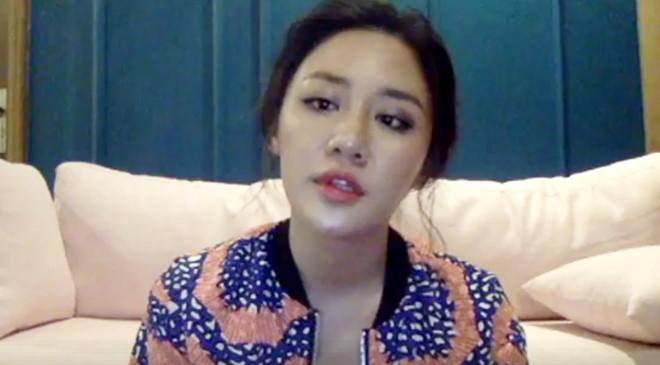 Văn Mai Hương bức xúc khi bị fan Chi Pu chửi bới, dọa giết