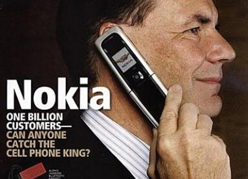 """Forbes 2007: """"Nokia có 1 tỷ khách hàng - còn ai bắt kịp nhà vua?"""""""